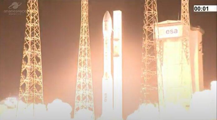 δύο Ευρωπαϊκοί δορυφόροι