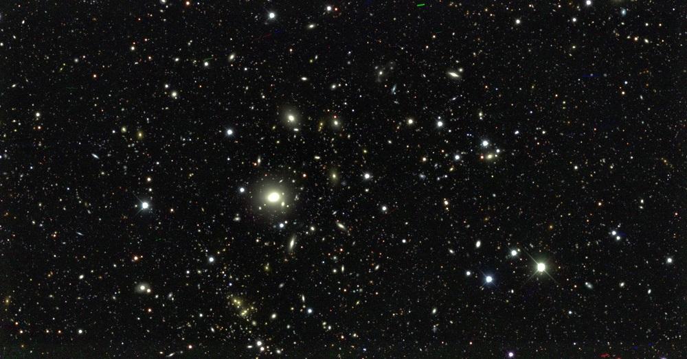 """Δημιουργήθηκε ένας νέος πιο ολοκληρωμένος """"χάρτης"""" της σκοτεινής ύλης στο  σύμπαν - Ενημέρωση της Περ. Πελοποννήσου"""